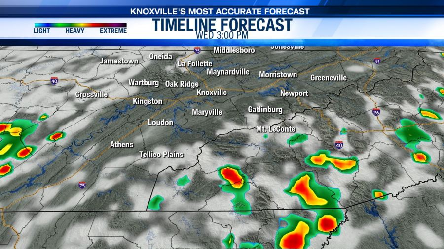 Forecast: Air Quality Alert For Thursday Afternoon | WATE 6