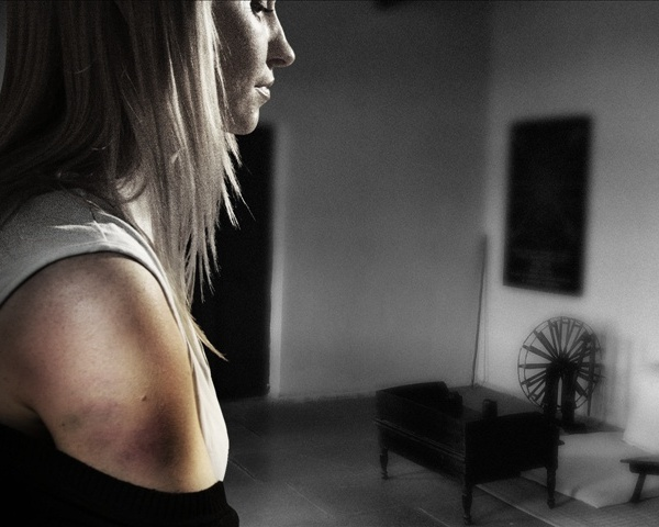 domestic violence stock_136866