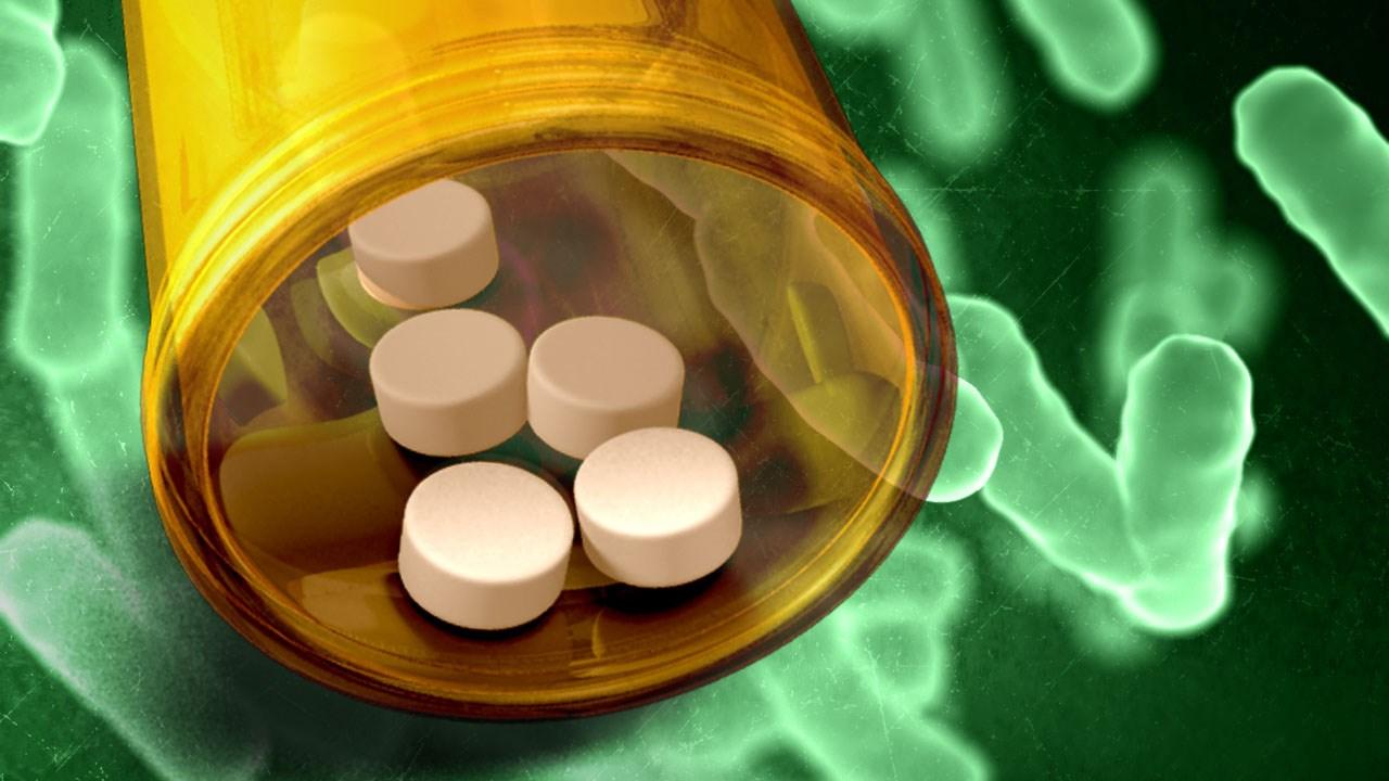 antibiotics bacteria resistant_181597