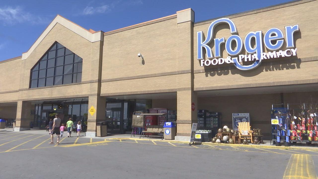 Kroger grocery store_205538