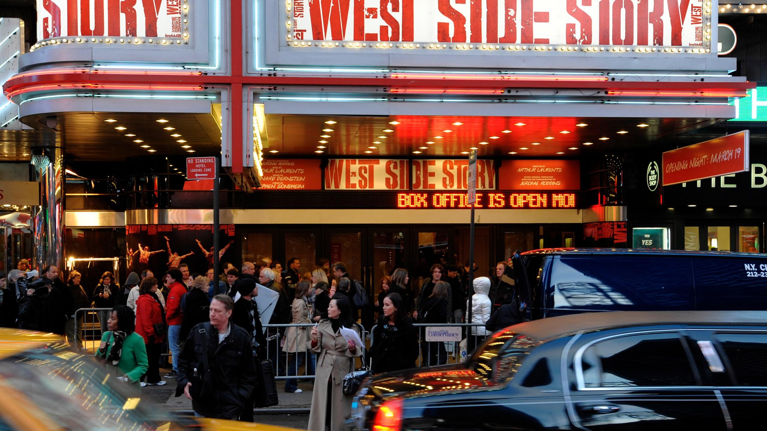 Opening Night West Side Story NY_223141