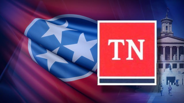 Mo0m0msi Mens Casual Pants \r\n Flag of Tennessee Star