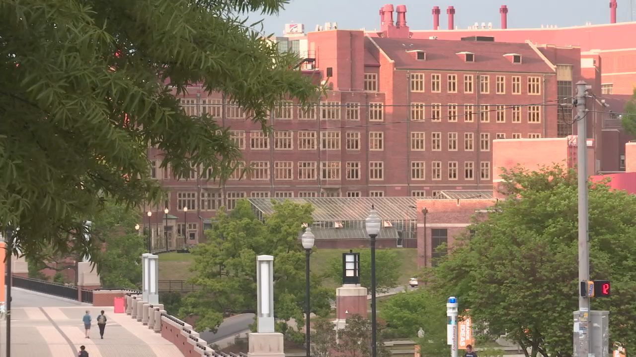 University of Tennessee's campus_215874