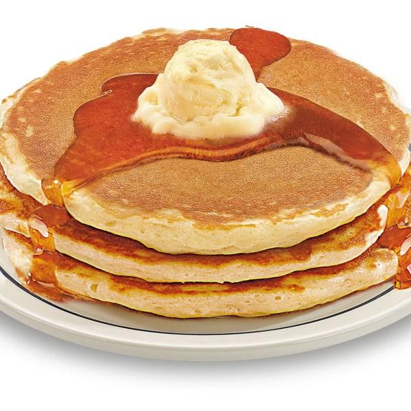IHOP Original Buttermilk Pancakes_220066
