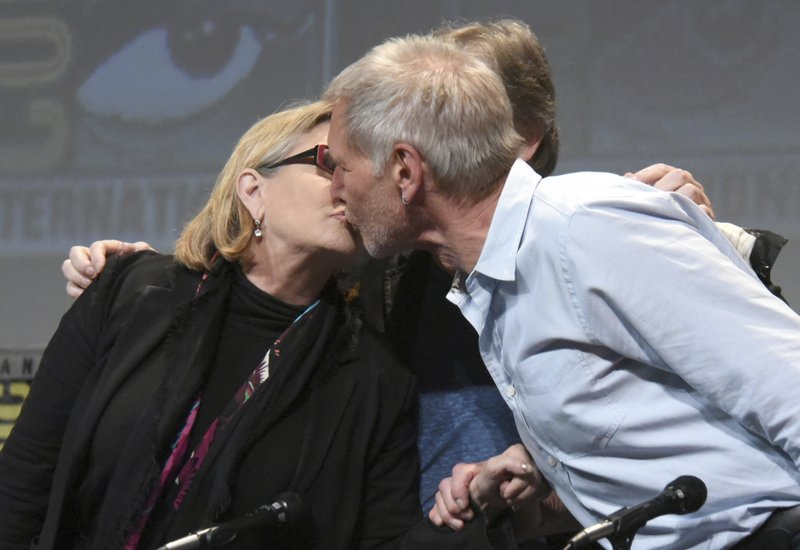 Carrie Fisher, Harrison Ford_248666