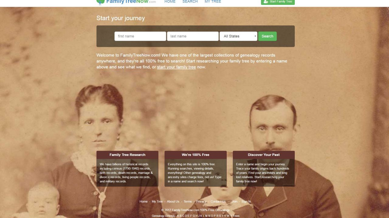 Ancestry website may reveal information you don't want public