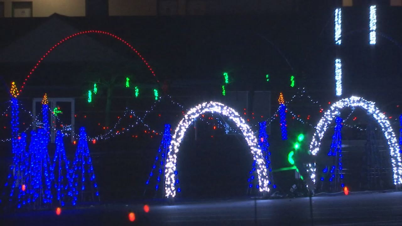 Christmas Wonderland raises money