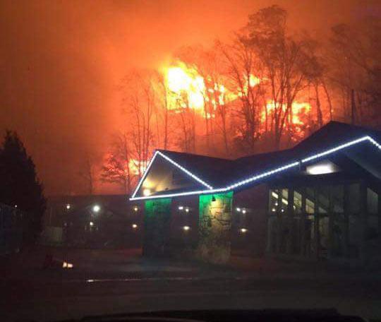 Gatlinburg wildfires_251166