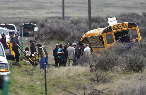 Idaho School Bus Crash_295161