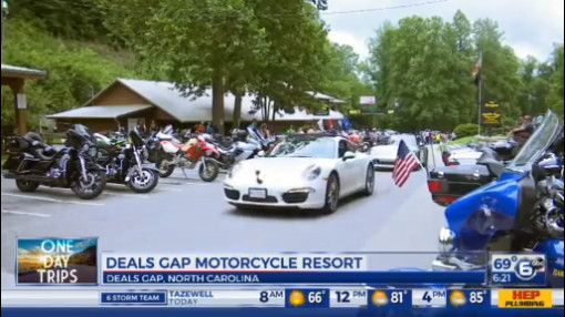 One Day Trip Deals Gap Motorcycle Resort In North Carolina