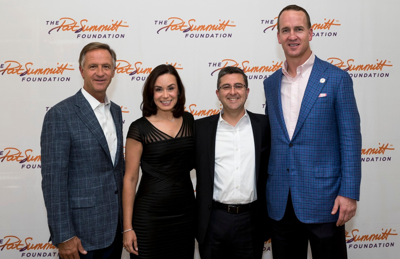 Pat Summitt Foundation Dinner at Executive Residence_363414