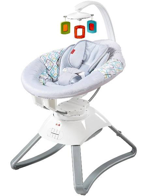 Fisher-Price infant motions seats motor housing_375441