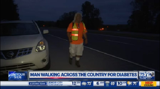 diabetes walk_369970