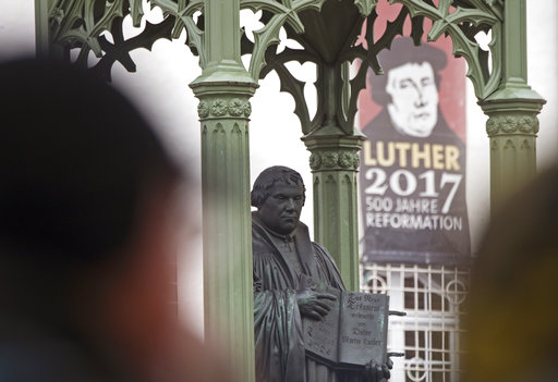 Germany Luther Reformation Anniversary_377411