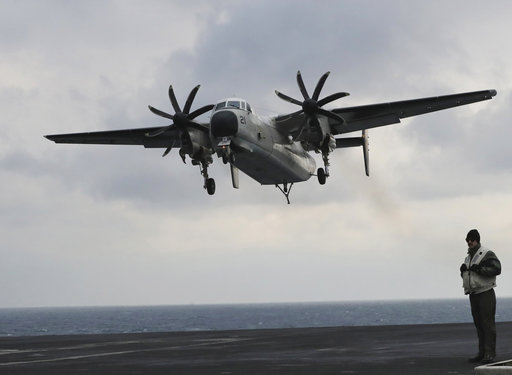 US Navy Aircraft Crash_386380