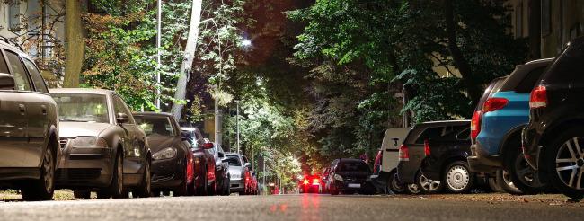STREET PARKING CARS