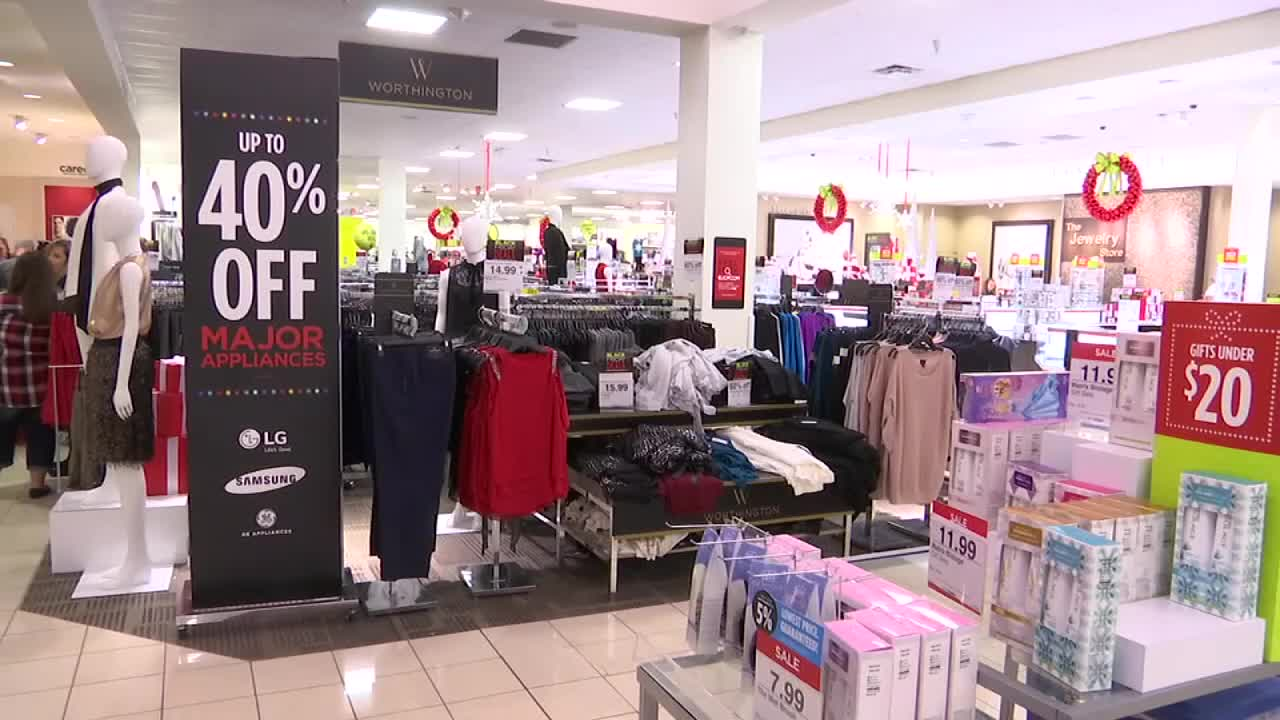 Knoxville Stores Prepare For Black Friday