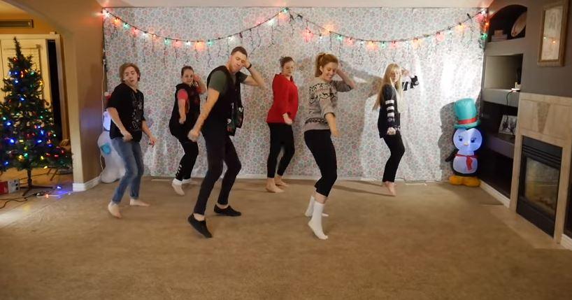 utah christmas dance