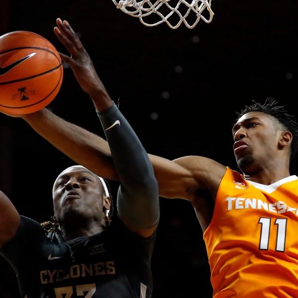 APTOPIX Tennessee Iowa St Basketball_1517247296035