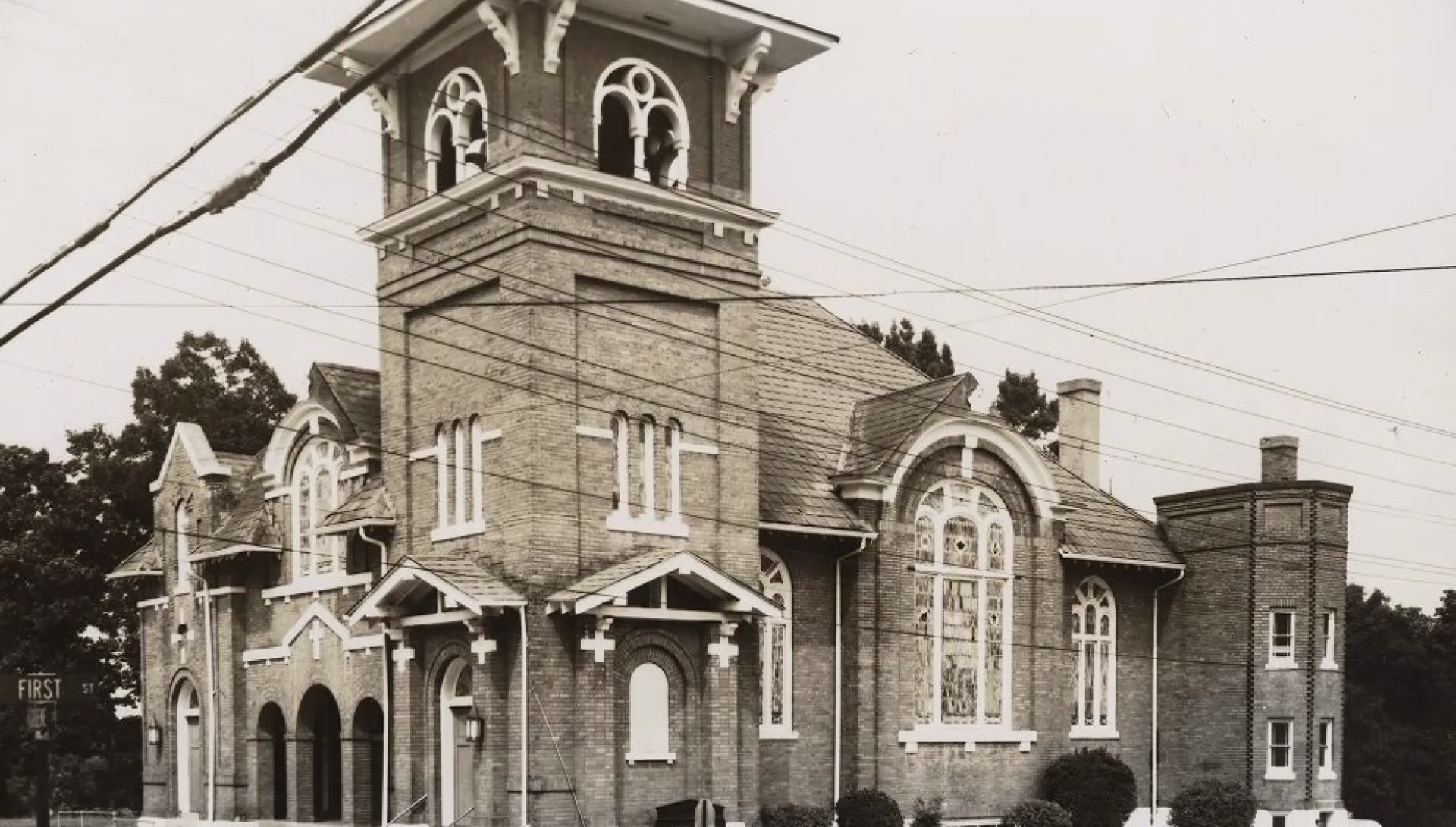 Church Was Once Thriving Pillar For Greenville N C African American Community