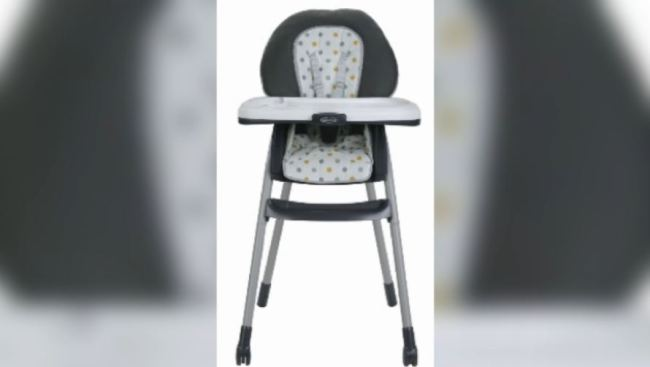 Terrific Graco Recalling Thousands Of Highchairs Sold At Walmart Gmtry Best Dining Table And Chair Ideas Images Gmtryco