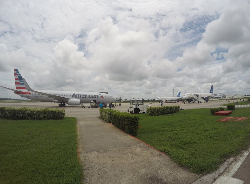 Cuban media: Boeing 737 crashes with 104 passengers aboard