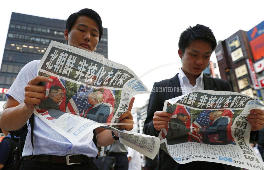 Japan Trump Kim Summit_1528920157666