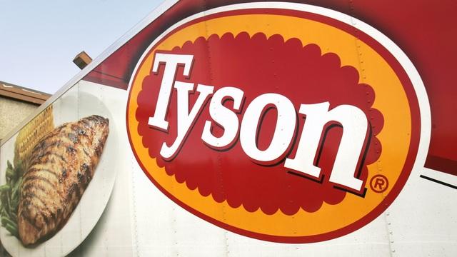Earns Tyson Foods_1528645725851