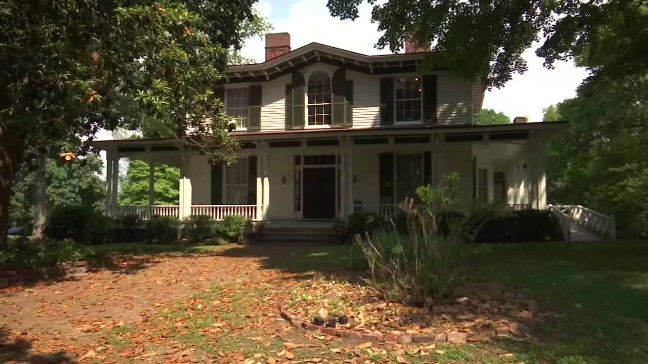 Mabry-Hazen House in Knoxville