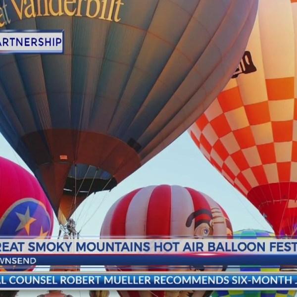 Great Smoky Mountains Hot Air Balloon Festival