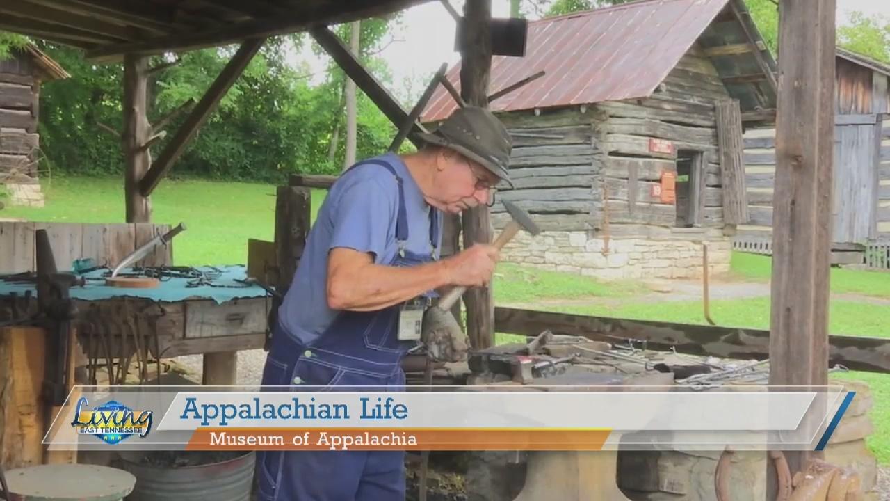 Exploring Appalachian life at the Museum of Appalachia