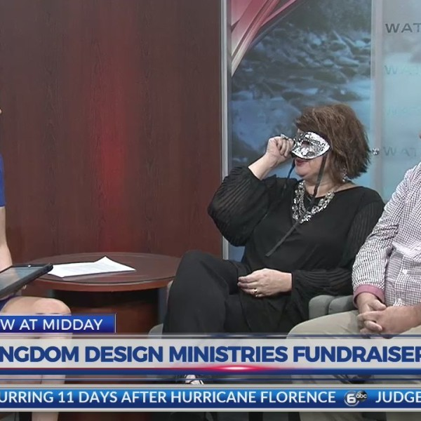 Kingdom Design Ministries fundraising masquerade dance  event