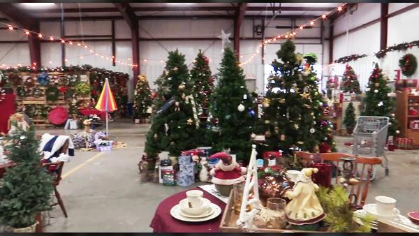 KARM opens Christmas Store