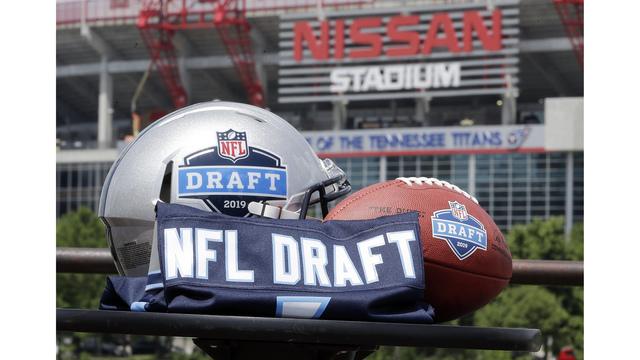 NFL Meetings 2019 Draft Football_1543268882371