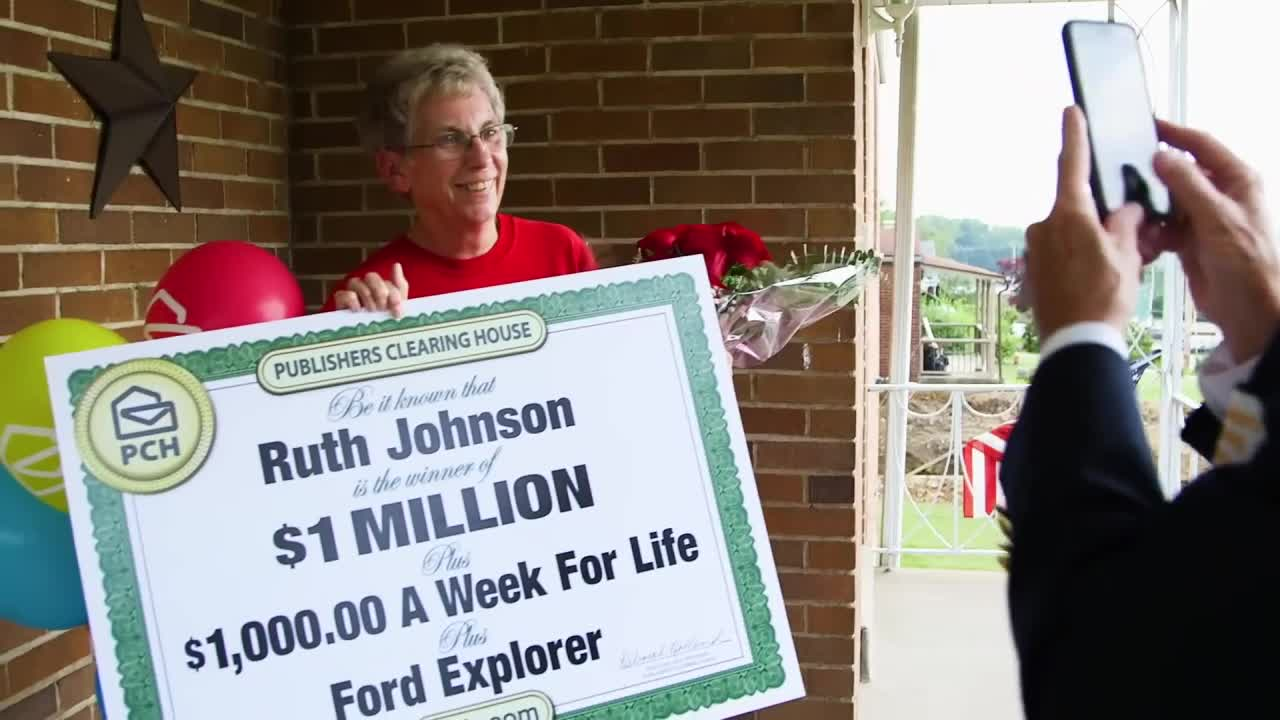 Blount County woman warns of fake Publishers Clearing House calls