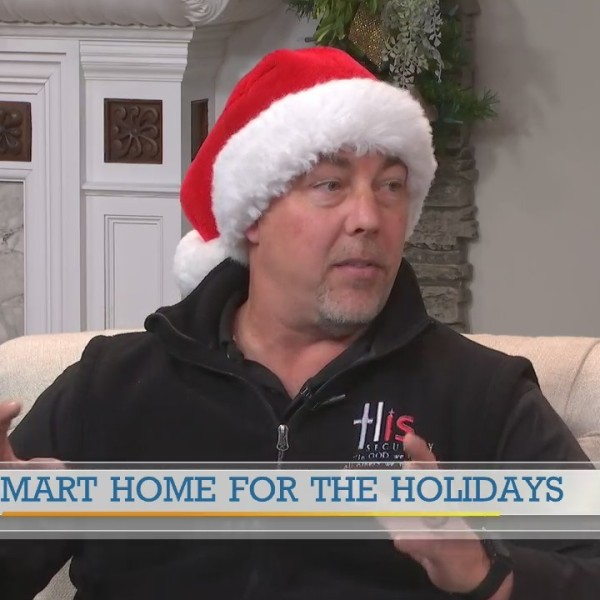 His Security Smart Home Advice