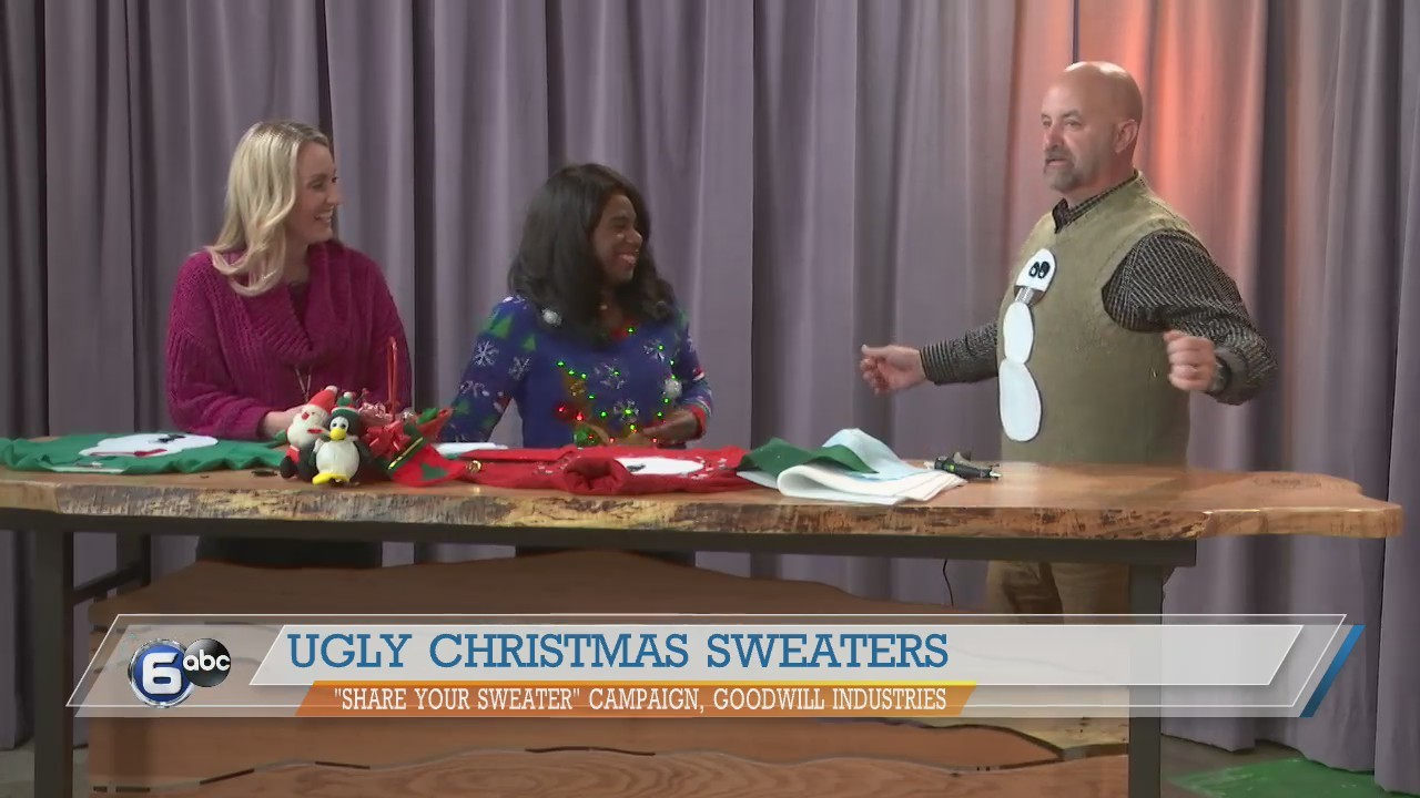 Ugly Christmas Sweaters how-to