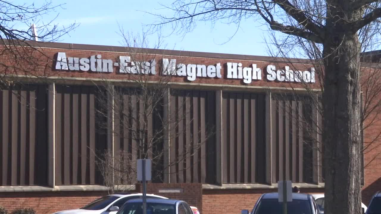 Austin-East High School 2