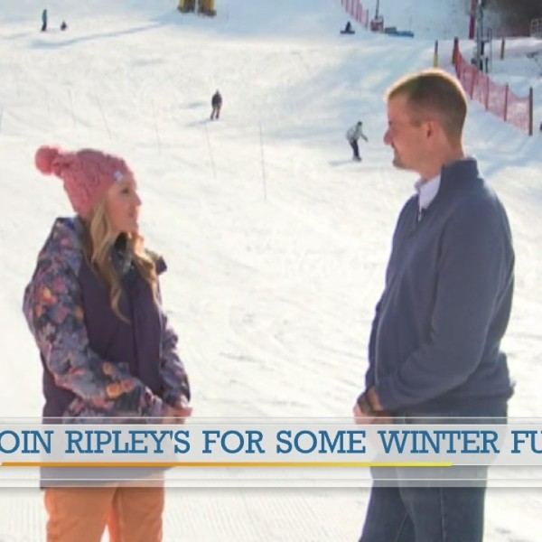 Join Ripley's for some winter fun