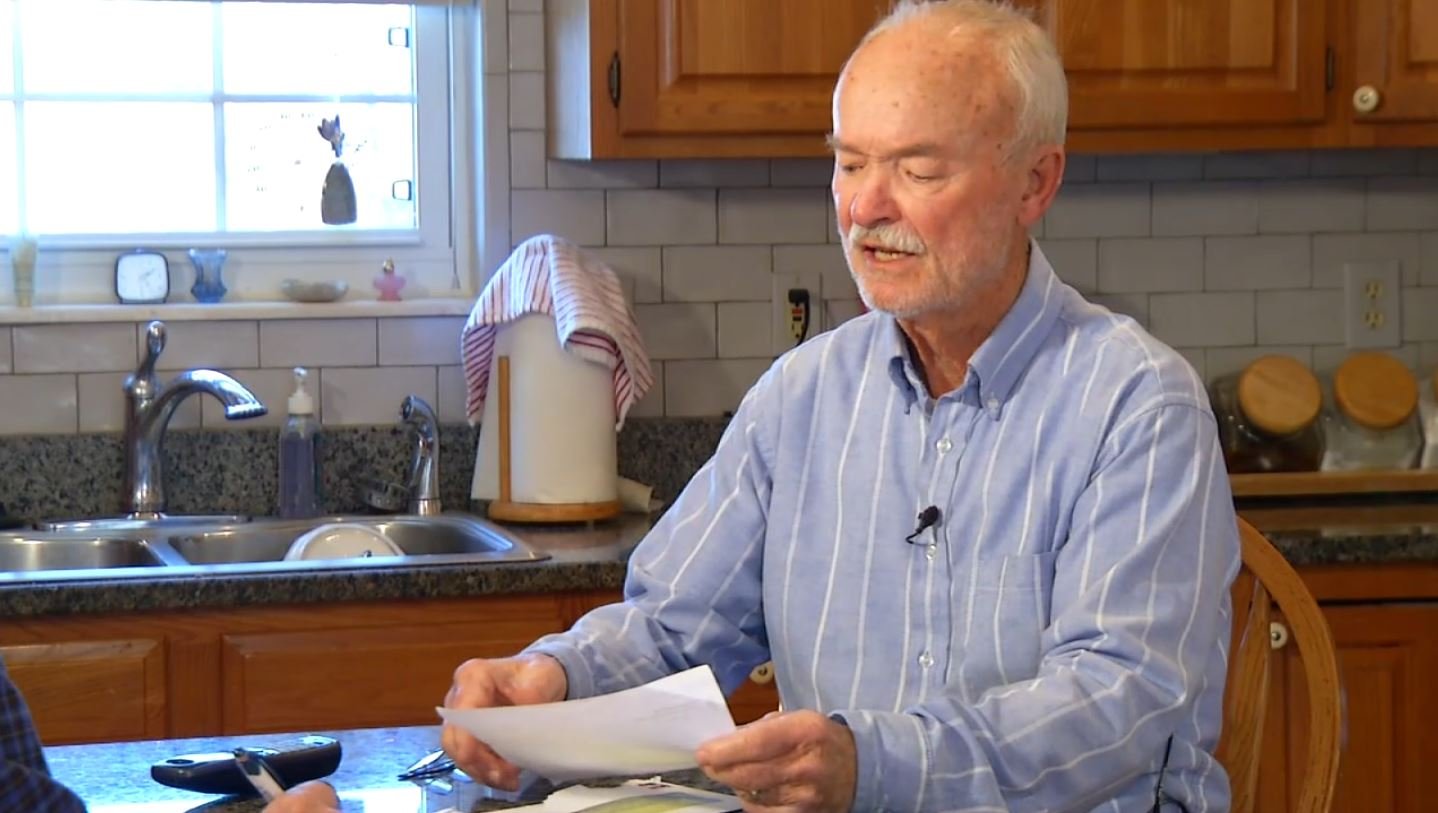 Phony Publisher's Clearing House letter targets local man