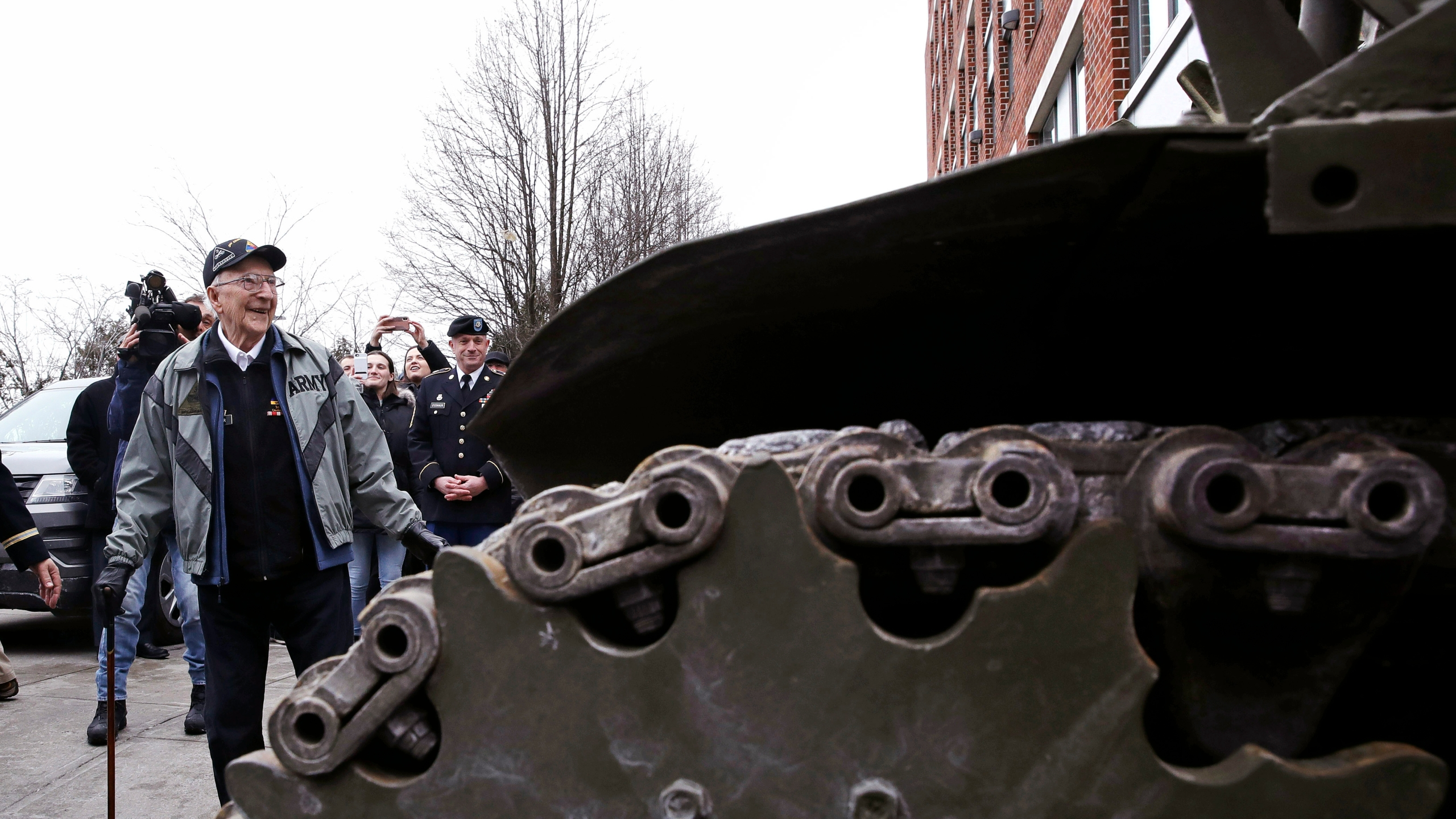 WWII Veteran Tank Ride_1550774553838