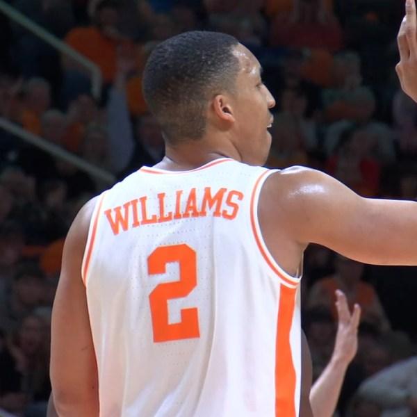Grant Williams vs Vanderbilt