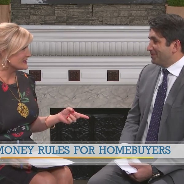 Money rules for homebuyers