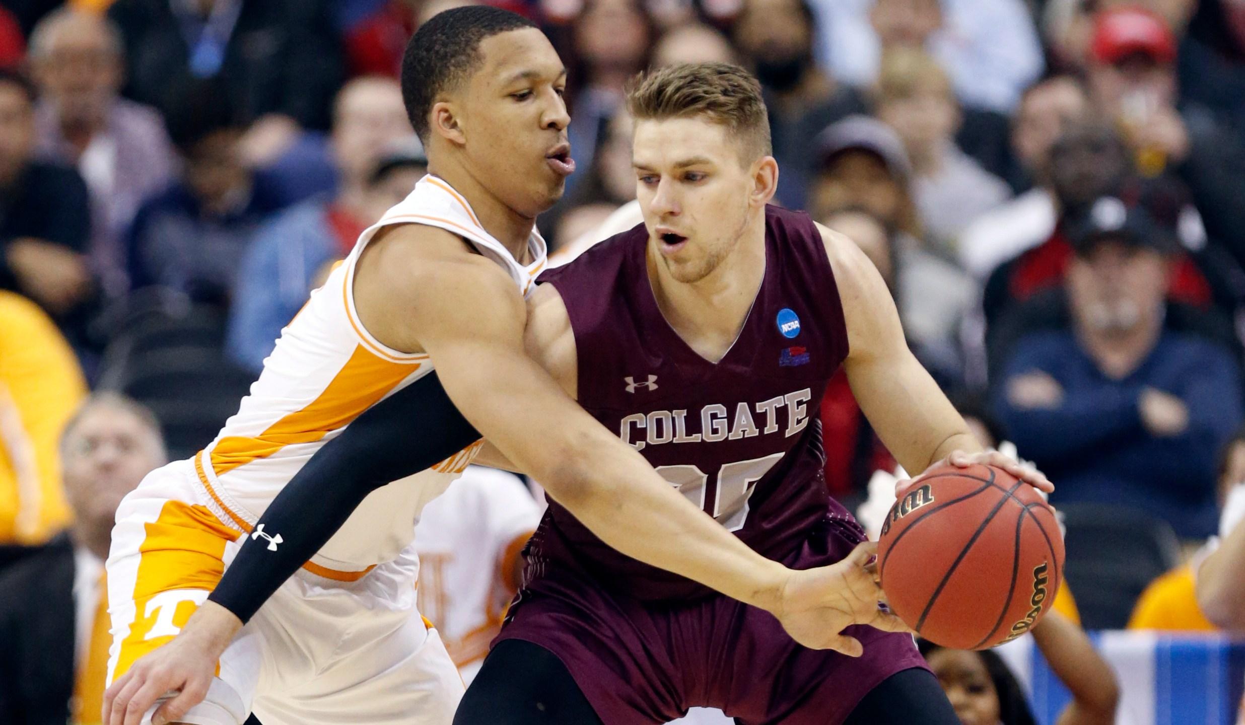 NCAA Colgate Tennessee Basketball_1553291590100