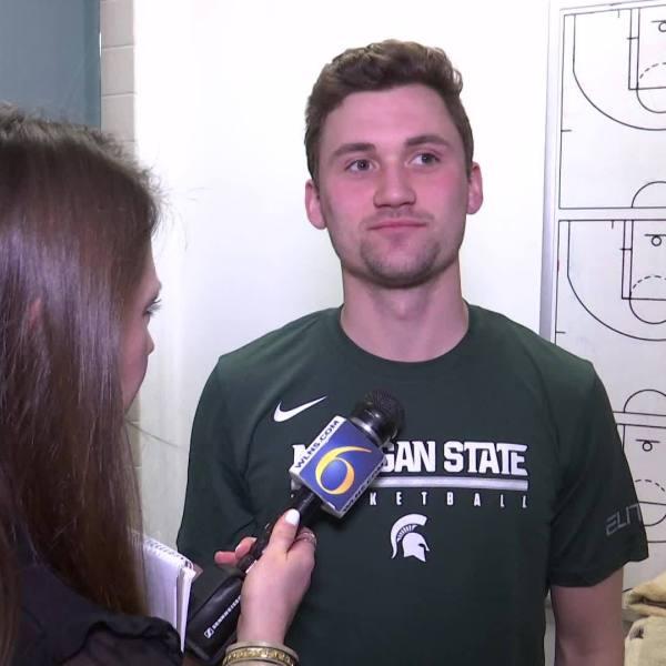 MSU players take history test ahead of NCAA Sweet 16