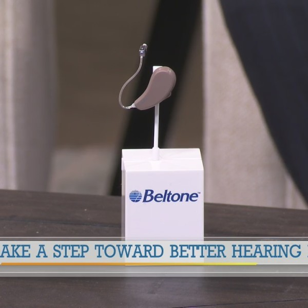 Take a step toward better hearing health with Beltone Hearing Health