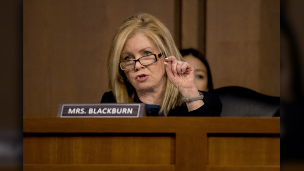 Sen. Marsha Blackburn, R-Tenn.