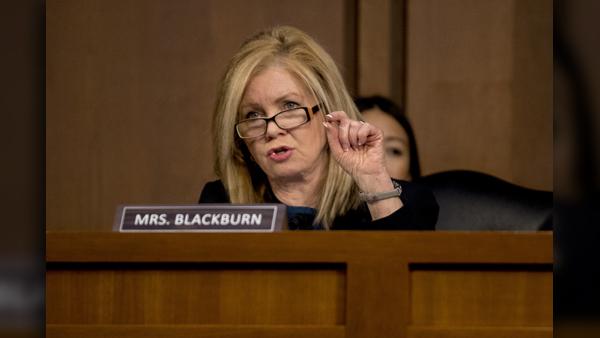 Sen. Marsha Blackburn, R-Tenn.