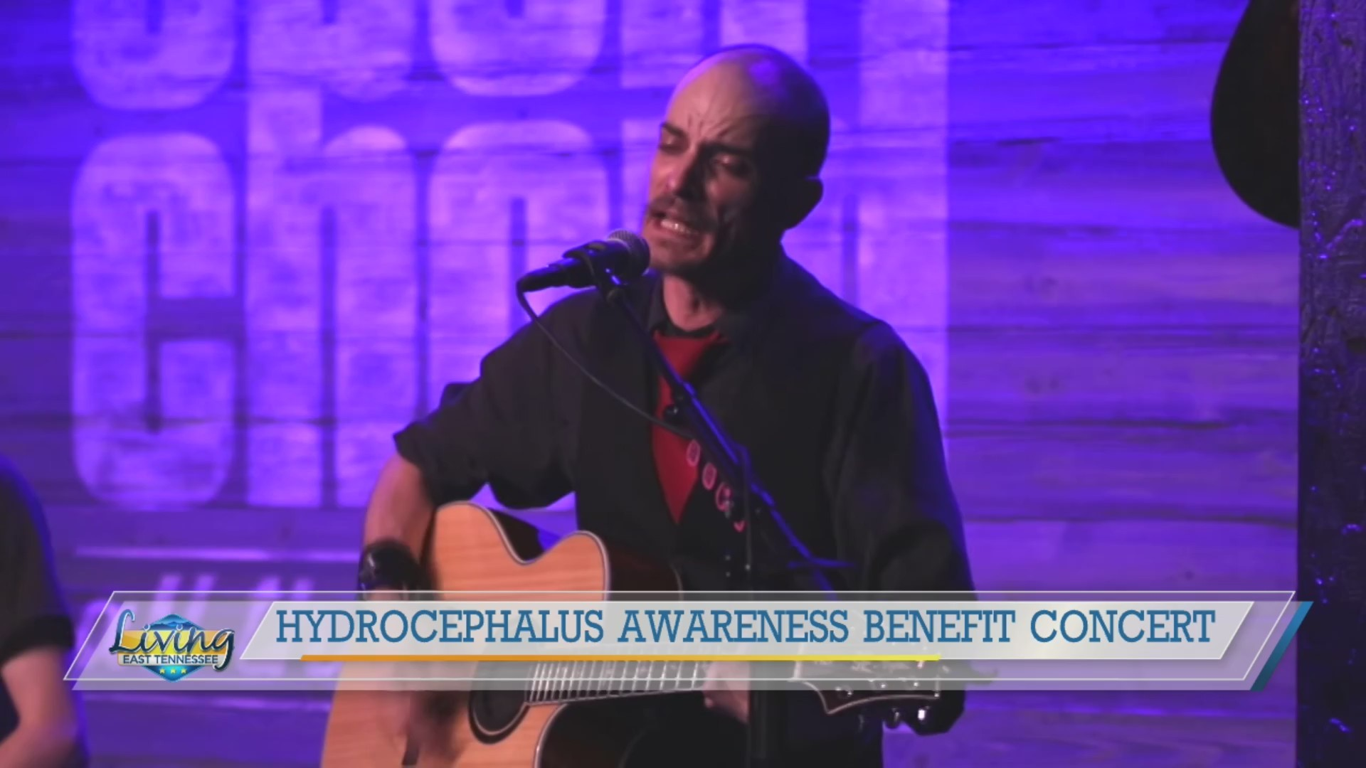 Hydrocephalus awareness rock concert benefit