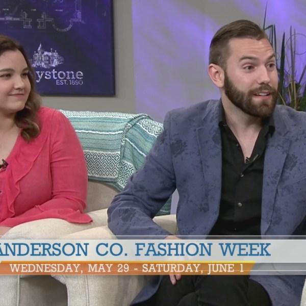 Anderson Co. fashion week